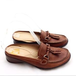 Naturalizer Leather Mules 6 - N407
